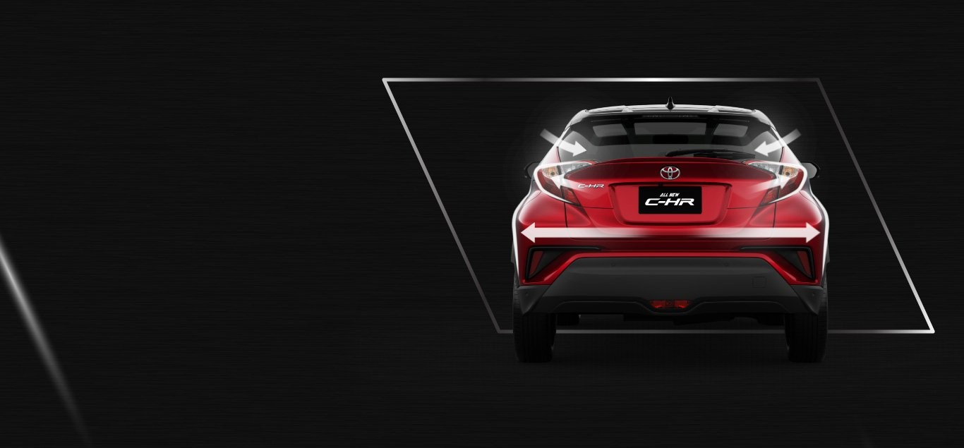 Exterior All New C-HR 2
