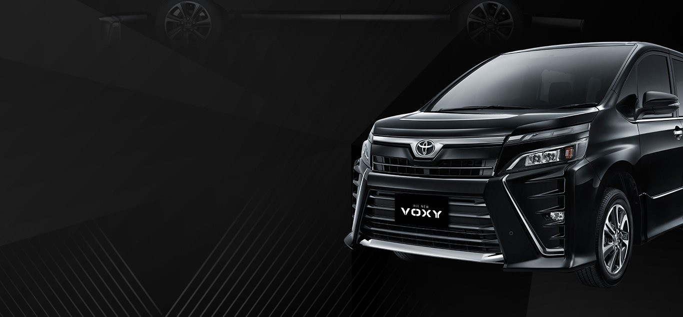 Exterior All New Voxy 2