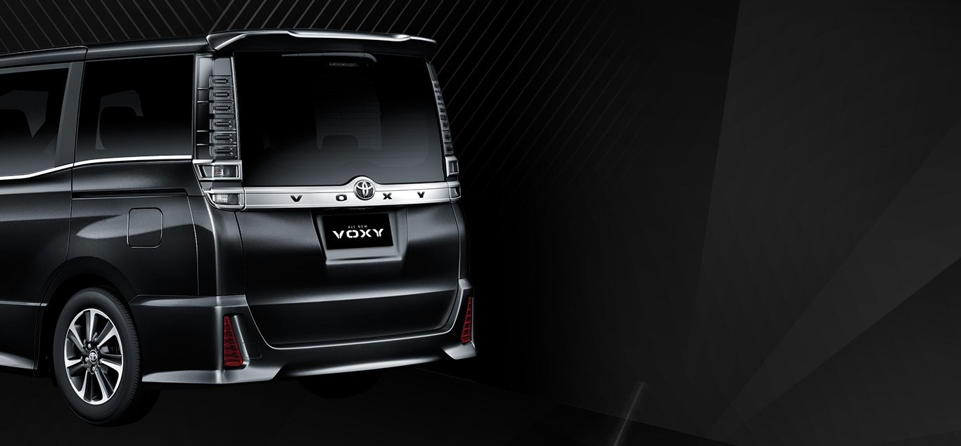 Exterior All New Voxy 3