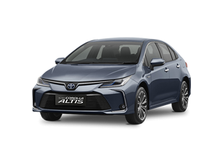 New Corolla Altis