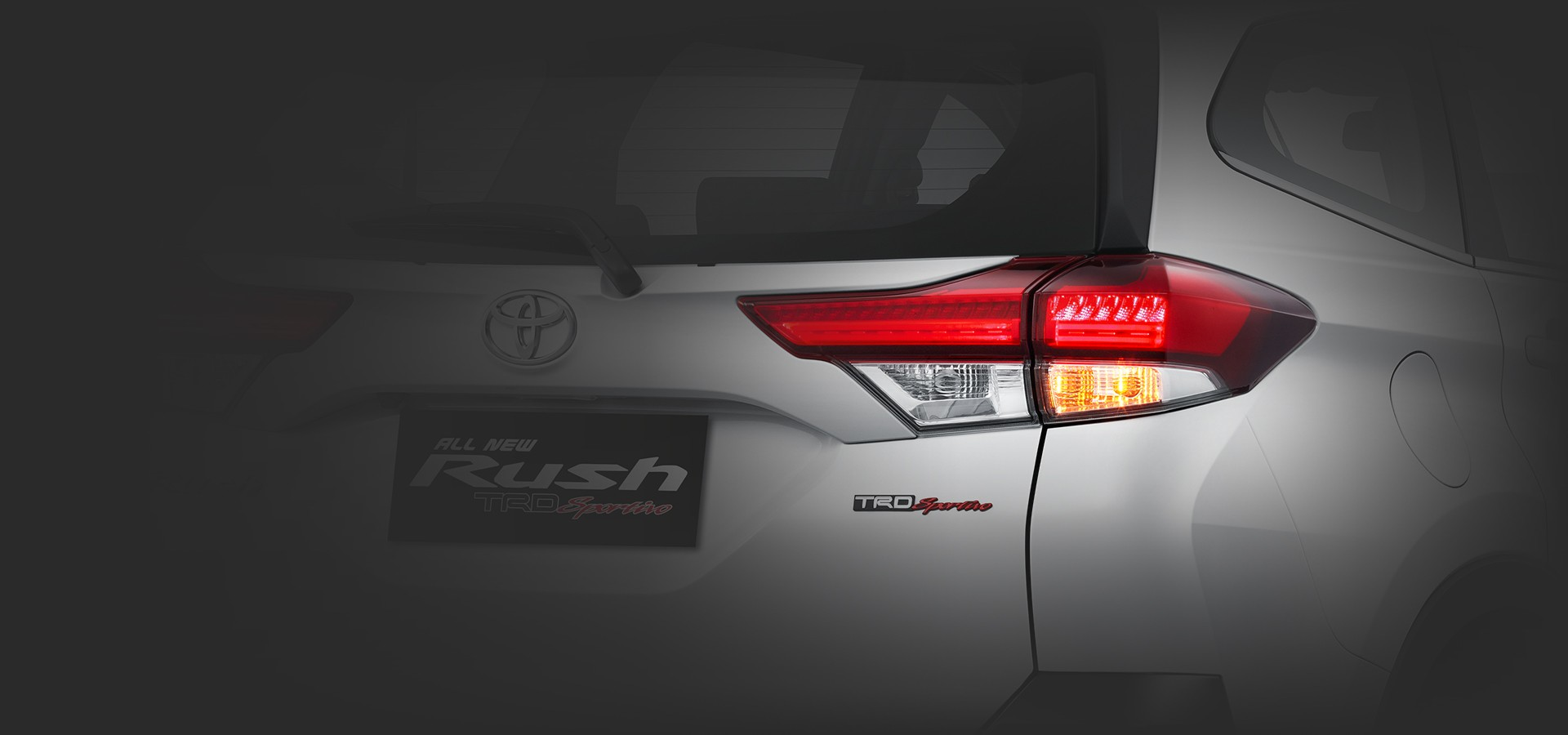 Exterior All New Rush 4